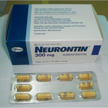 Nausea Side Effects Of Neurontin