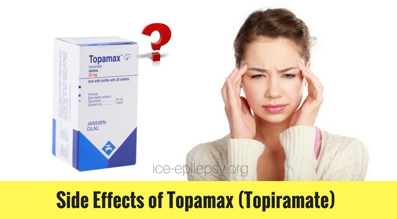 Side Effects of Topamax